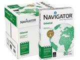 Navigator A4, 80 grams, wit (10 dozen / 50 pak)